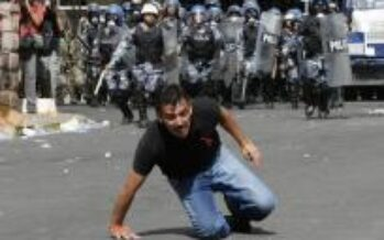Honduras failing to tackle coup rights abuses