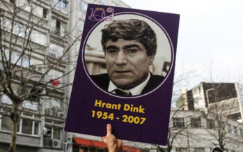 HDP pays tribute to journalist Hrant Dink on 14th anniversary of his murder