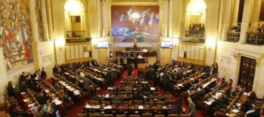 Special Jurisdiction for Peace Approved by Colombian Senate