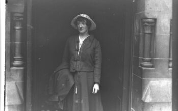 Grace Gifford. On a day this week, the 13th December, 1955