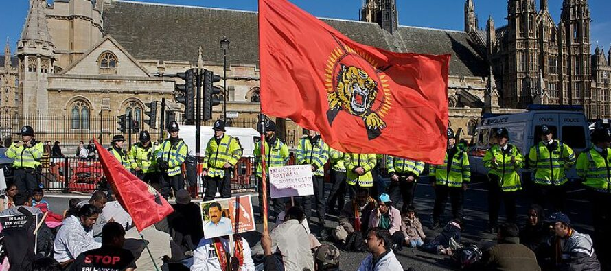 Tamil Eelam. The dialectics of national oppression and resistance