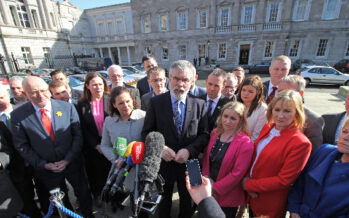 Dáil should not be adjourned even if no Taoiseach elected on Thursday – Gerry Adams