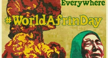 24 March 2018, Global Action Day for Afrin