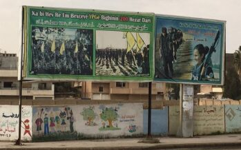 When our homes became front-line. Diaries of an internationalist in the Afrin resistance