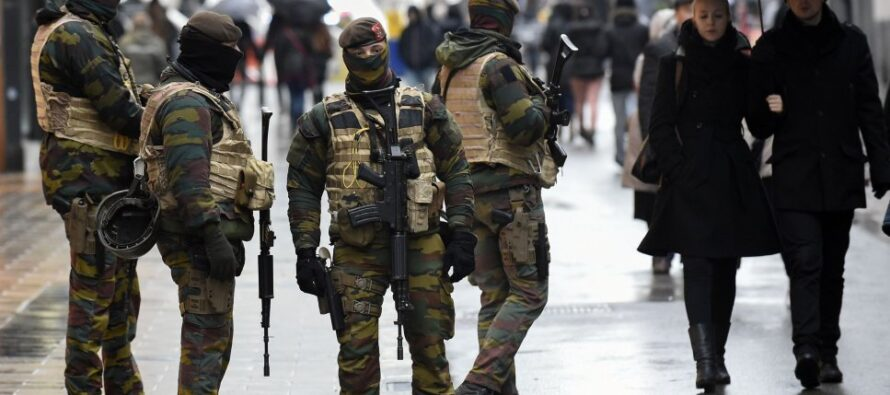 Brussels and sealed Europe