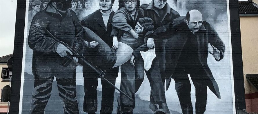Butcher's dozen: The crimes of Bloody Sunday 47 years on