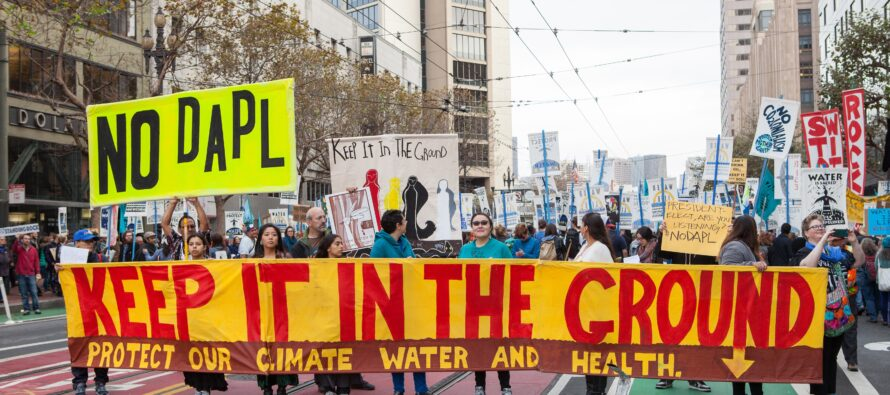 UNITED STATES: Corporate Control of Energy is Killing us