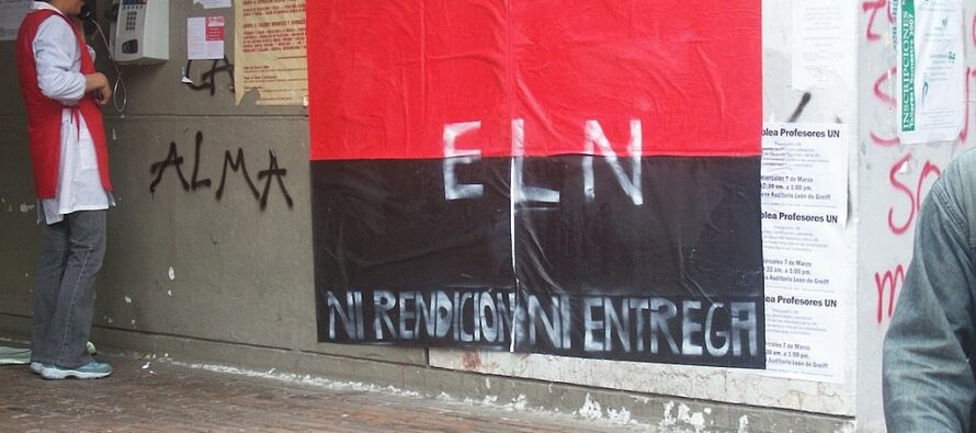 Guerilla bombing provocation is a gift for Colombia's repressive government