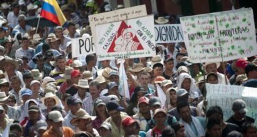 Campesinos prepare blockade on 17 March