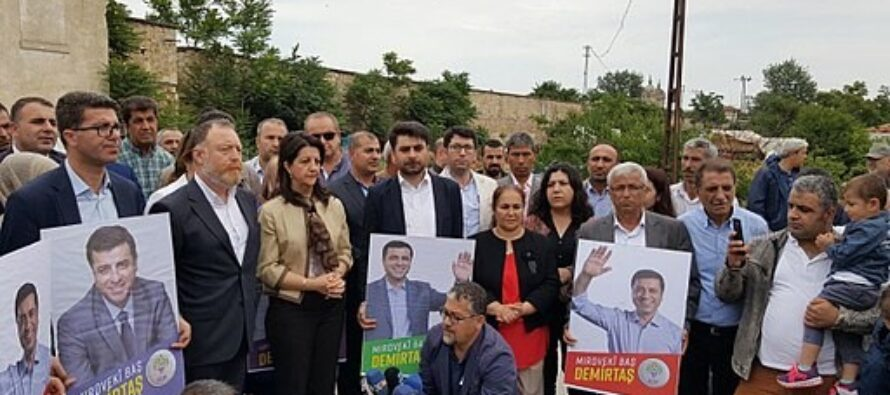 """Turkish Presidential Candidate Demirtaş """"We will continue to fight"""""""