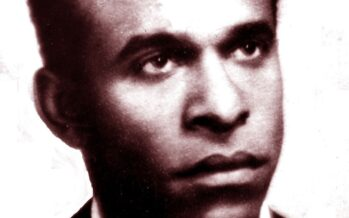 ON A DAY THIS WEEK in December, 1961. Frantz Fanon