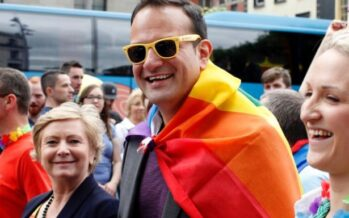 Taoiseach attends Gay Pride event on his first Belfast visit