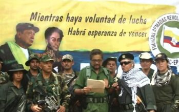 Former FARC Peace negotiator Ivan Marquez: We take up arms again!