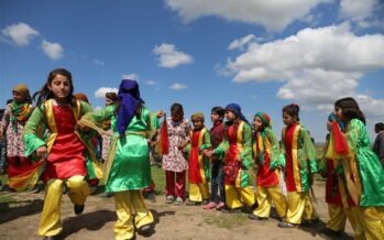 Pain and happiness side by side in Kobanê