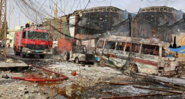 The massacres of innocents and the attacks on the NGOs