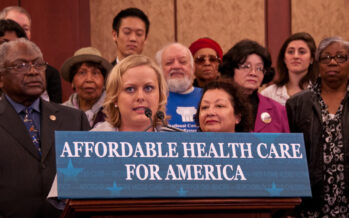 """UNITED STATES HEALTHCARE: """"My health care shouldn't be a market!"""""""