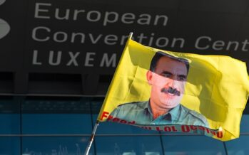 For Abdullah Öcalan! For the Kurdish Freedom Struggle!