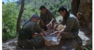 Poems from a guerrilla Autumn  A poetry book from Kurdistan to appreciate the value of freedom