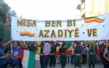 """Ercan Aybo?a: """"We are facing  yet another attack on kurdish people"""""""
