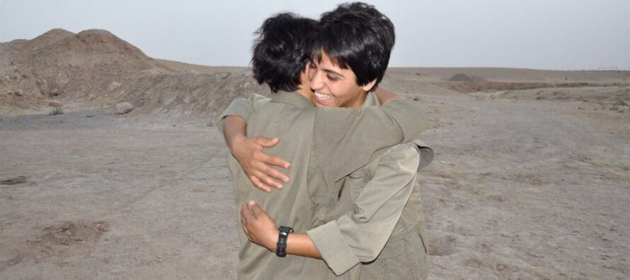 A story of two sisters, comrades in struggle
