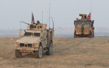 TURKEY TO CONFRONT U.S. TROOPS in ROJAVA?