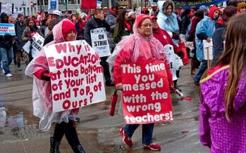 The US teachers strike in historical perspective